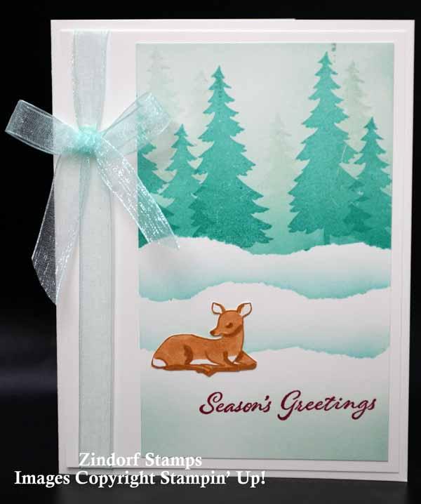 Peaceful Greetings Card